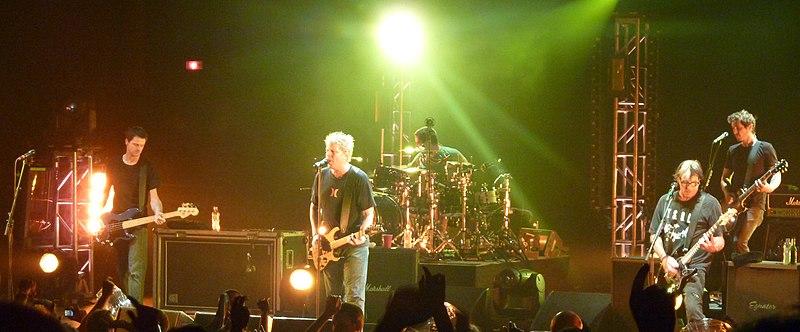 The Offspring London09.jpg