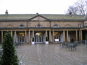 Harewood House - Image: The Old Stables