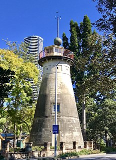 The Old Windmill, Brisbane heritage tower mill in Brisbane, Australia