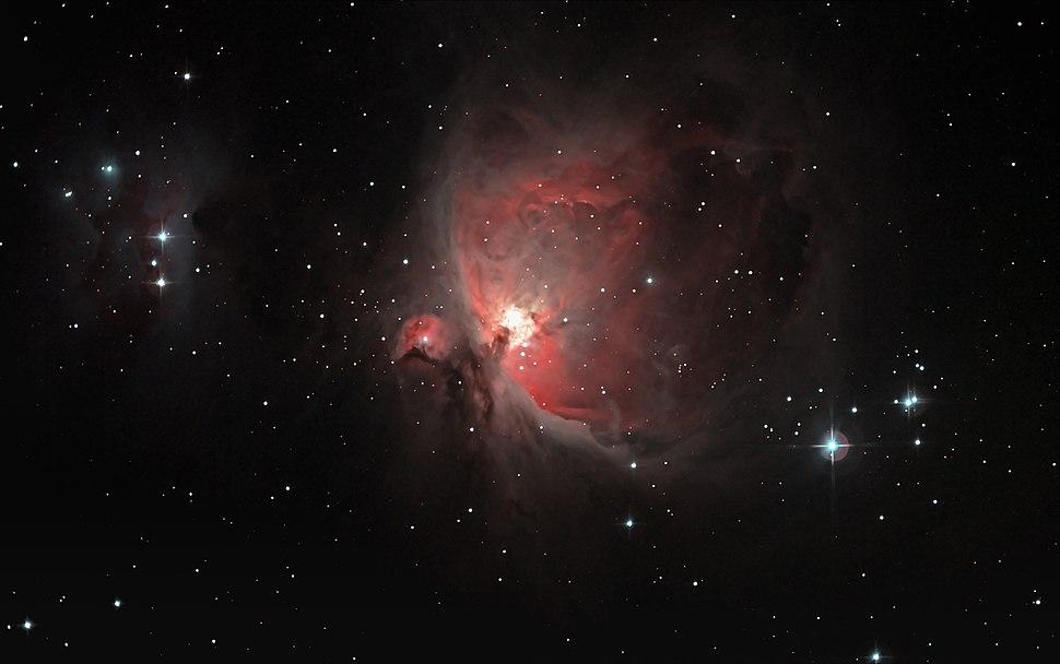 The Orion Nebula M42