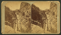 The Seven Falls, Cheyenne Canyon, by Gurnsey, B. H. (Byron H.), 1833-1880.png