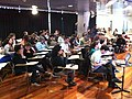 The Value of FreeKnowledge-Wikipedia Workshop and debate at CCCB (58).JPG