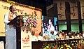 "The Vice President, Shri M. Venkaiah Naidu addressing the gathering after releasing the book titled ""Ankaha Lucknow"", authored by Shri Lalji Tandon, in Lucknow, Uttar Pradesh.JPG"