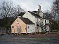 The White Hart, a burned out shell - geograph.org.uk - 721406.jpg