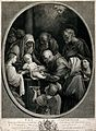 The circumcision of Christ. Engraving by F. Aliamet after R. Wellcome V0048044.jpg
