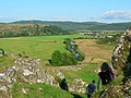 The descent from Dunadd Fort - geograph.org.uk - 940505.jpg