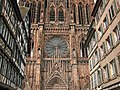 The flamboyant facade of Strasbourg's Cathedral.jpg