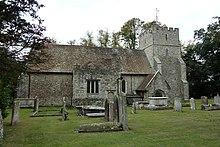 St Mary the Virgin Church, Thurnham - Wikipedia