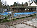 The remains of Wookey Hole open air swimming pool - geograph.org.uk - 641294.jpg