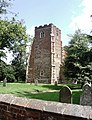 The tower of St Peter, Boxted - geograph.org.uk - 487794.jpg