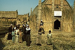 The village headmans house, people of the marshes 1978 - panoramio.jpg