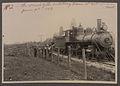 The wreck of the artillery train at Enterprise, Ontario, June 9, 1903 (HS85-10-14100-2).jpg