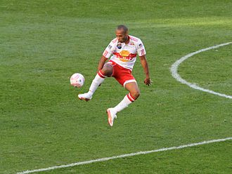 Atlantic Cup (Major League Soccer) - Thierry Henry was one of several high-profile acquisitions by New York in 2010.