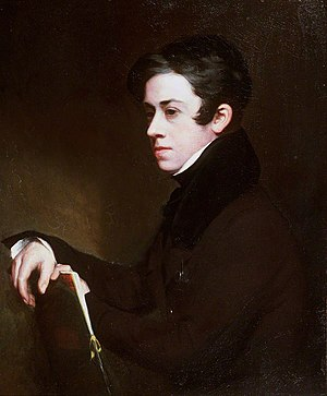Thomas Brigstocke - Self portrait (c. 1830)