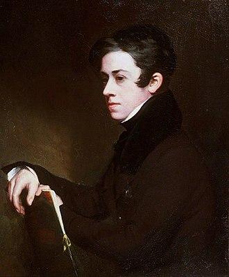 Thomas Brigstocke - Self portrait (c. 1830)