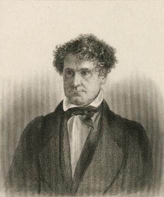 Thomas S. Hamblin - Print of Thomas S. Hamblin, mid 19th century