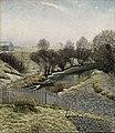 Thorolf Holmboe - Loelvens nedre løp - Oslo Museum - OB.05988.jpg