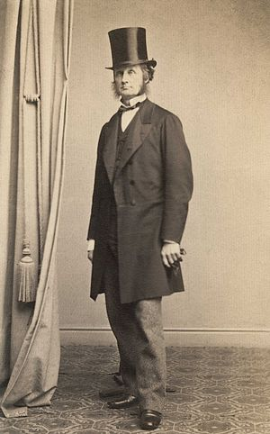 Thorvald Meyer - Thorvald Meyer. ca. 1870-1880