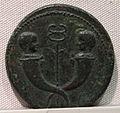 Tiberio, emissione bronzea per i figli di druso minore, 22-23.JPG