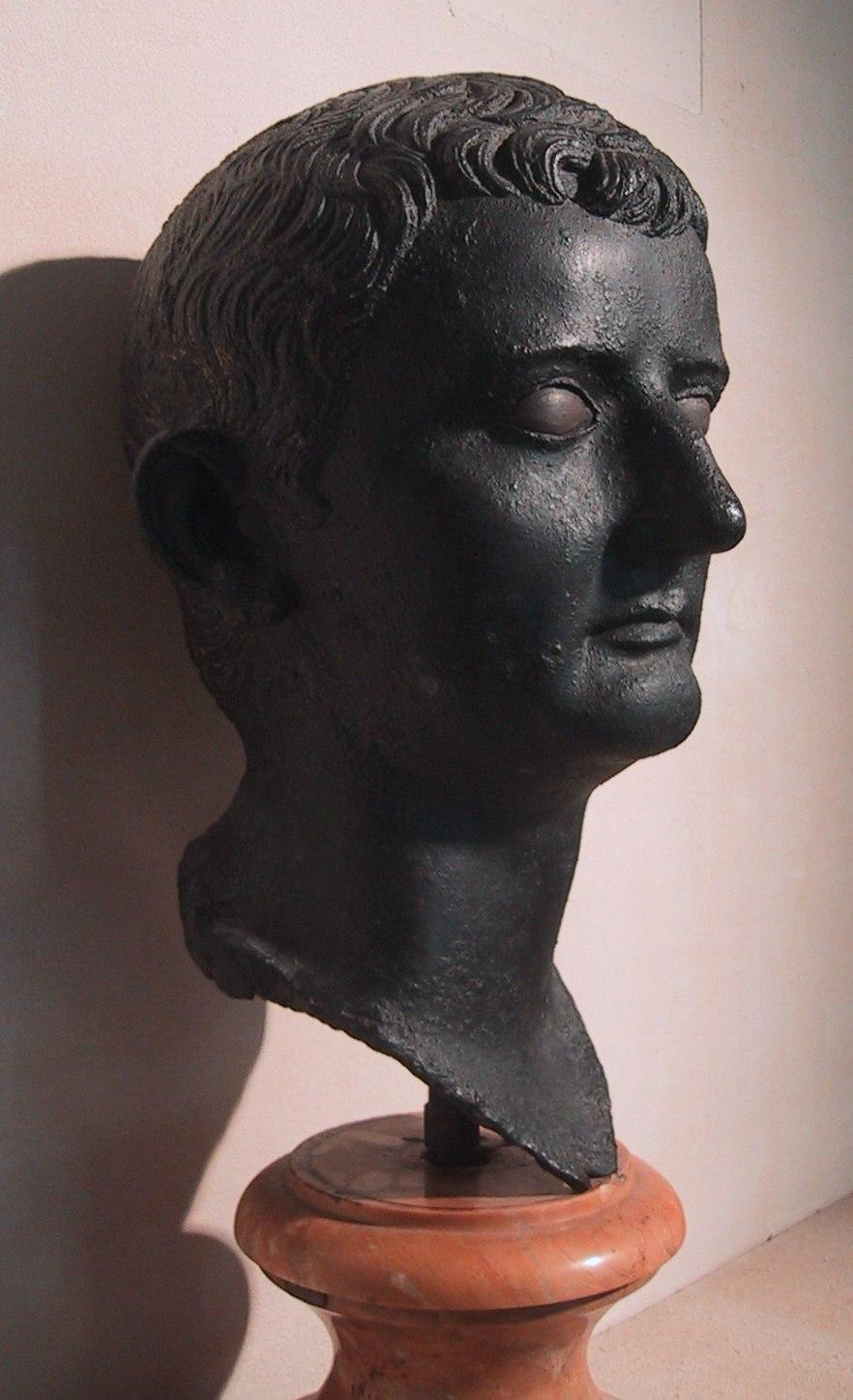 Tiberius (bust) 2