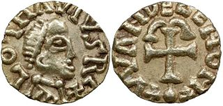 Chlothar III King of Naustria and Burgundy
