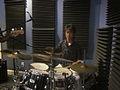 Tiger Onitsuka Quartet WWOZ Drums 1.jpg