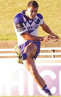 Tim Lafai Samoan rugby league footballer