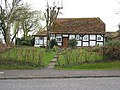 Timbered cottage, Maisemore - geograph.org.uk - 725076.jpg