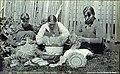 Tlingit women weaving baskets, Sitka, Alaska, 1897 (MEED 220).jpg