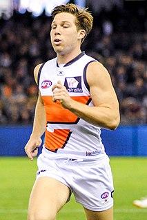 Toby Greene Australian rules footballer