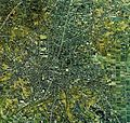 Tochigi city center area Aerial photograph.1974.jpg