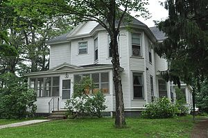 Togus, Maine - A residence at Togus