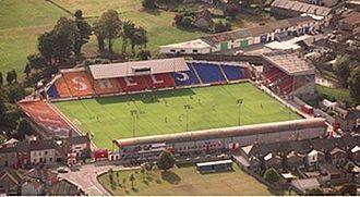 Shamrock Rovers F.C. - Tolka Park