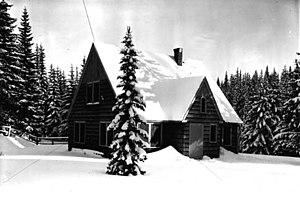 Umatilla National Forest - Tollgate Ranger Station, 1935