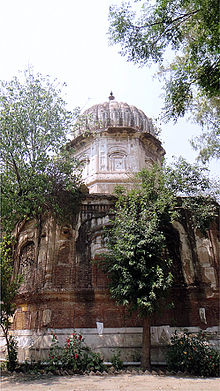 Tomb of Maha Singh or Mahan Singh in Gujaranwala