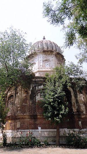Maha Singh - Tomb of Maha Singh or Mahan Singh
