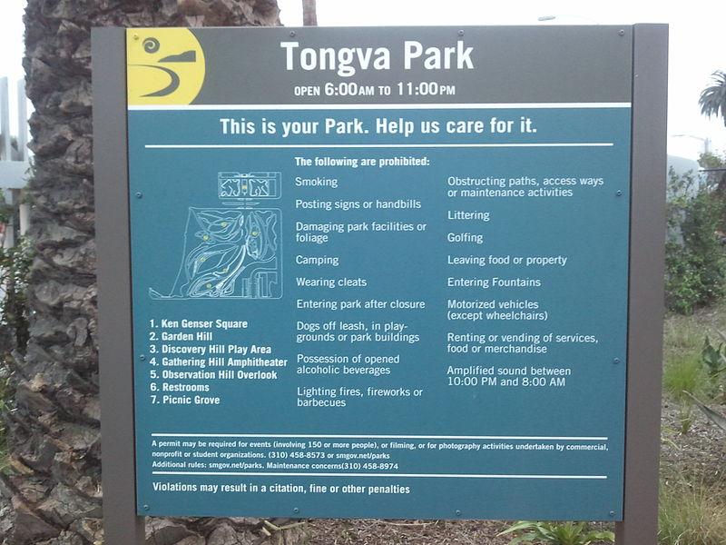 File:TongvaParkSign.jpg