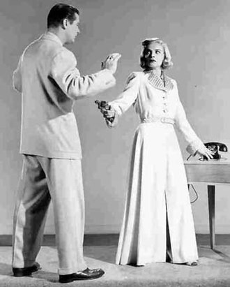 Too Late for Tears - Don DeFore and Lizabeth Scott