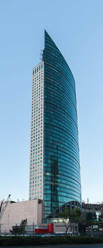 Torre Mayor - Image: Torre Mayor, México D.F., México, 2014 10 13, DD 11