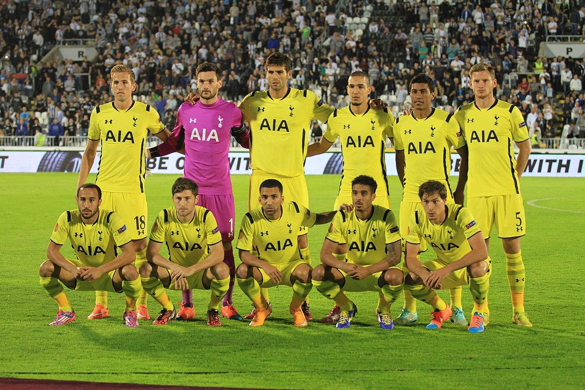 2014 15 Tottenham Hotspur F C Season Wikipedia