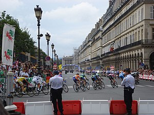 Champs-Élysées stage in the Tour de France - Tour 2007