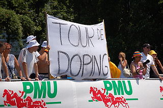 Doping at the Tour de France