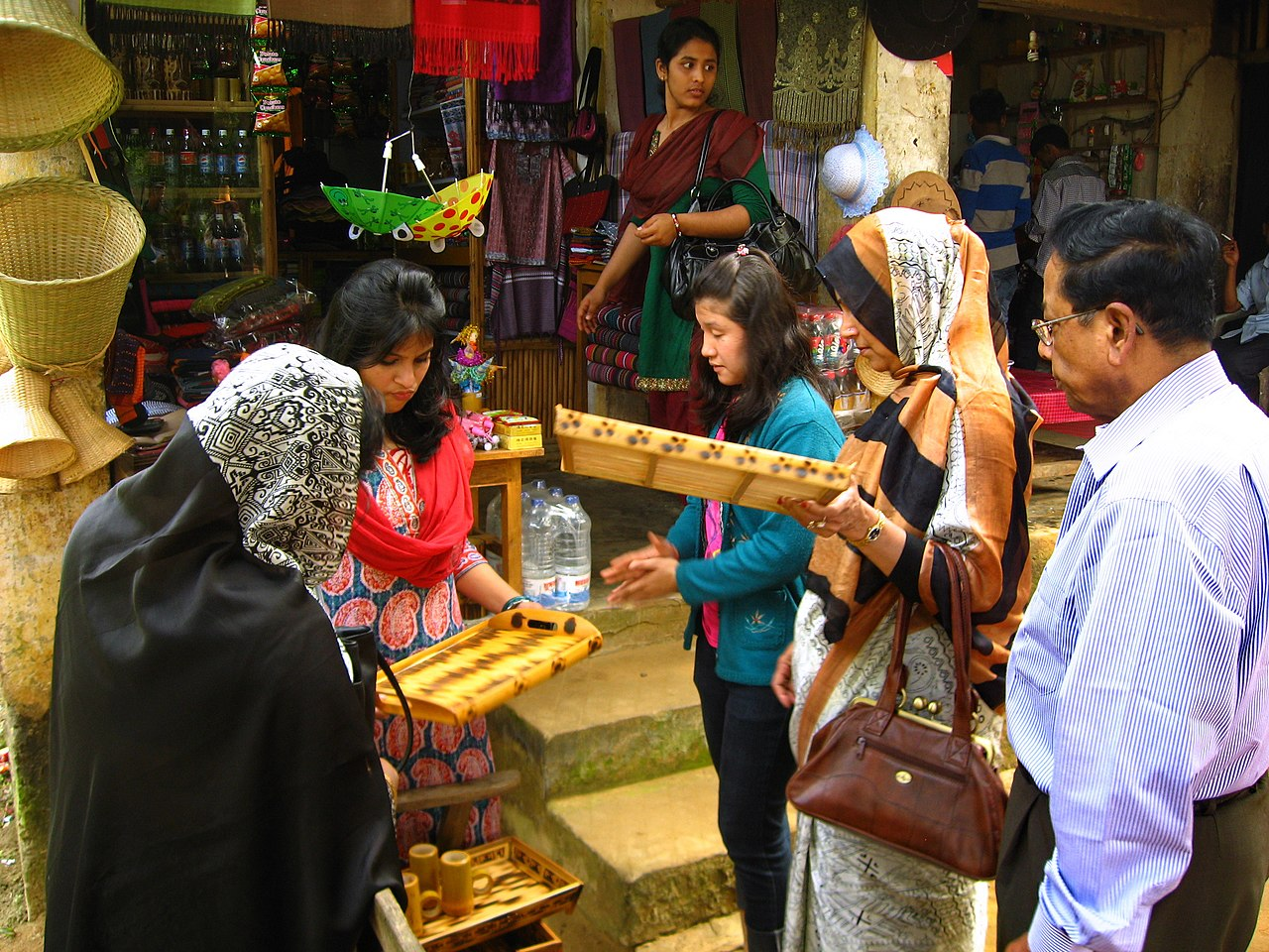 India Handicraft Tour Workshops