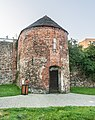 Tower of the defensive walls in Zagan.jpg