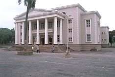 The Town Hall of Mangalore