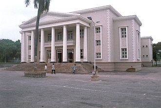 Mangalore City Corporation - The Town Hall of Mangalore