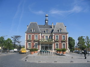 Noisy-le-Grand - Town Hall