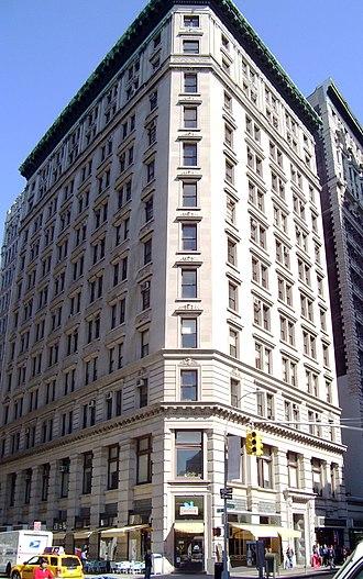 Cyrus L. W. Eidlitz - Townsend Building