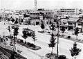 Toyohashi Ekimae main street in 1958.jpg
