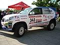 Toyota Land Cruiser 150 Xavier Foj Dakar 2014.JPG